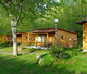0 bungalows del camping